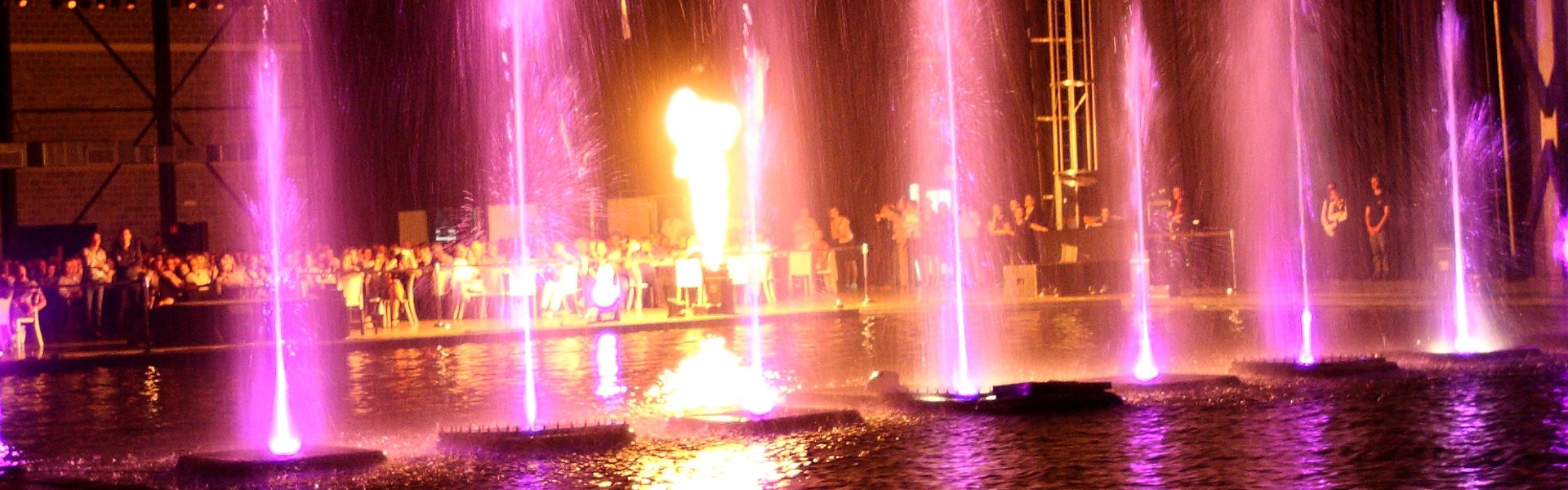 Musical Watershow 1
